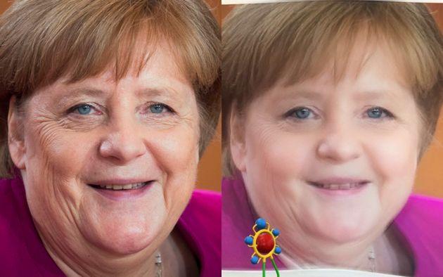 앙겔라 메르켈 독일