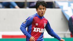 久保建英選手がサッカー日本代表に初選出。「この経験を今後のサッカー人生に活かしていきたい」