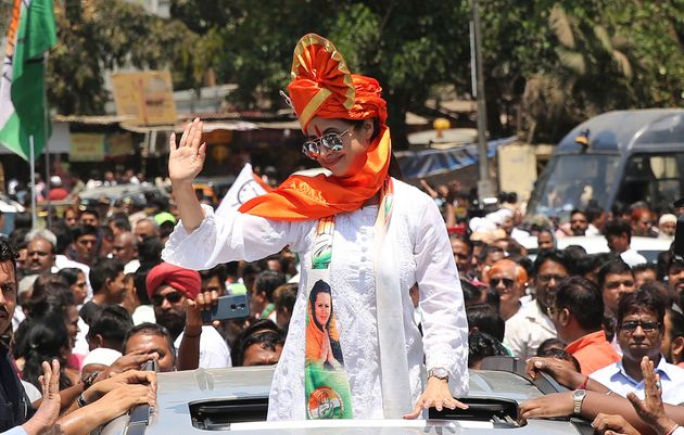 Congress' Urmila Matondkar Loses To BJP's Gopal Shetty By 4.6 Lakh