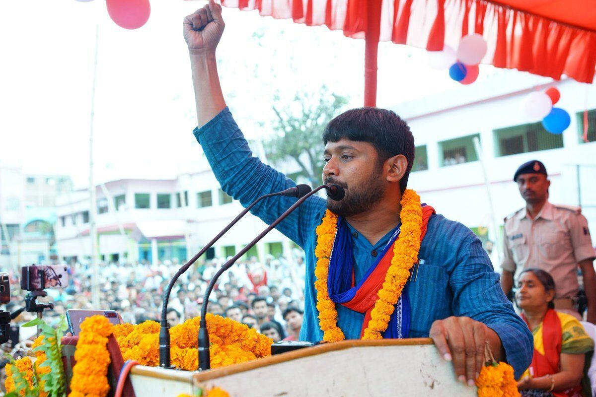 Kanhaiya Kumar Trailing By Over 1 Lakh Votes In Begusarai,