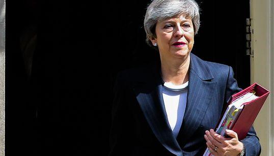 テリーザ・メイ英首相、6月7日に辞任と表明。BBCなどが報道