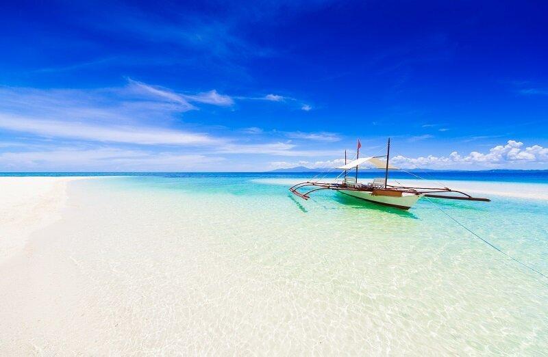 亞洲最美沙灘島—長灘島,重回旅客的懷抱了。(圖/shutterstock.com)