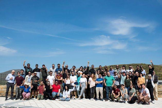Διάσημοι σεφ, bartenders, δημοσιογράφοι και bloggers από την Ελλάδα και το εξωτερικό πήραν μέρος για...