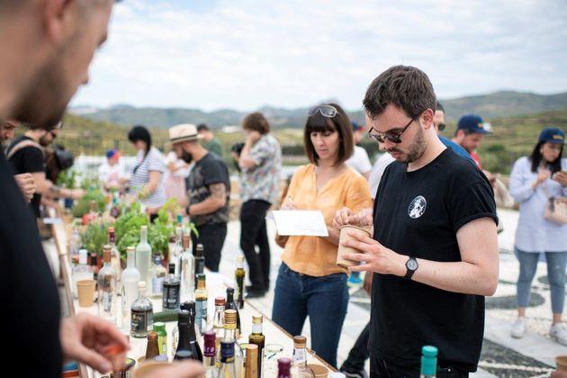 Στόχος του Aegean Cocktails & Spirits, που διοργάνωνεται παράλληλα με το Tinos Food Paths είναι τα εξαιρετικά...