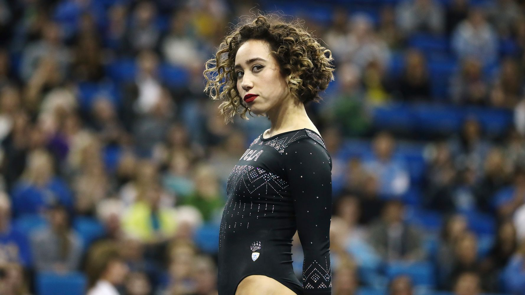 Gymnast Katelyn Ohashi Says She Was Body-Shamed Online After Perfect 10 Routine