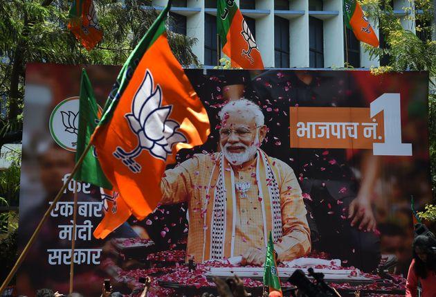 In UP, BJP's Hindutva Beats SP-BSP's 'Unbeatable' Caste
