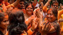 Lok Sabha Election 2019 Results Live: BJP Leading In 301 Seats; Moon Moon Sen Says 'Counting Achha Nahi Ja Raha