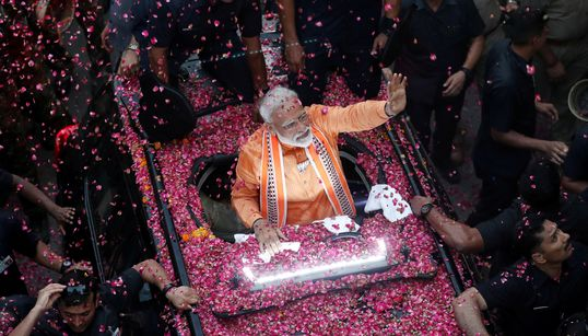 India's Rightwing Tightens Its Grip As Modi And BJP Sweep