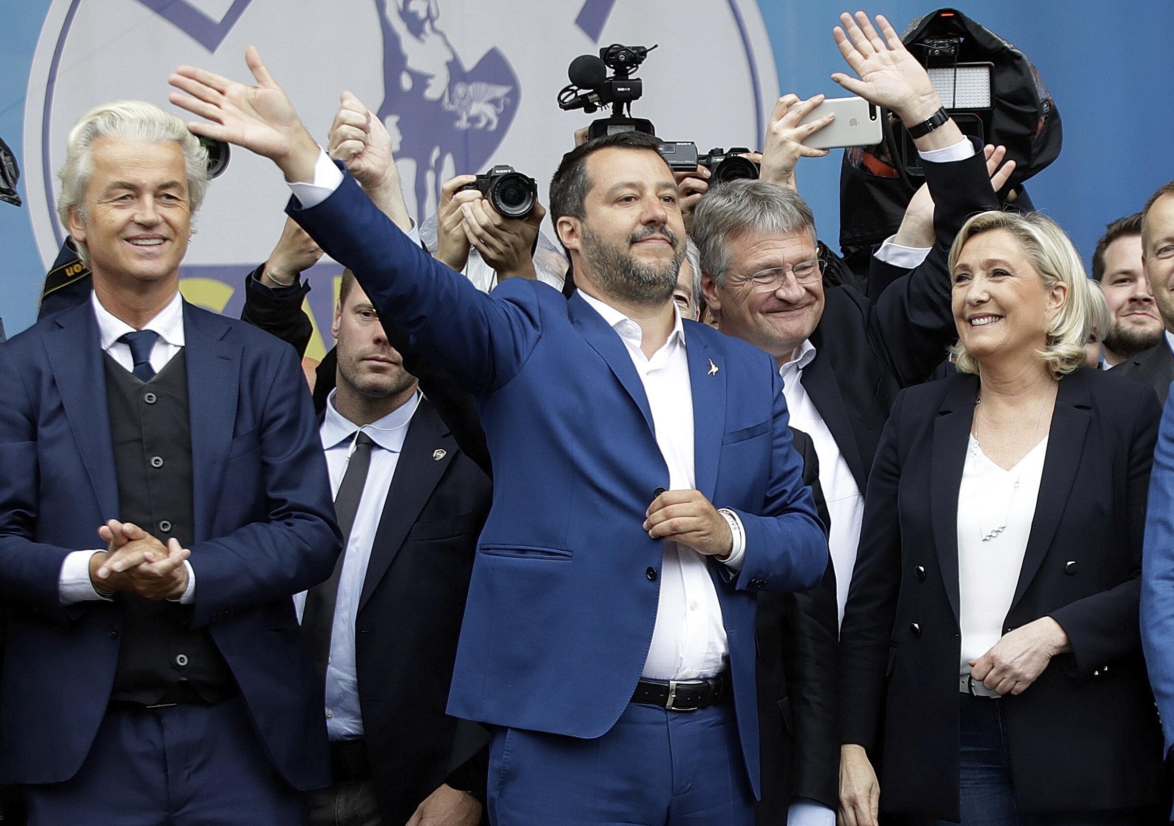 Los ideales del Grupo Europa de las Naciones y de las