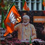 Lok Sabha Election 2019 Results Live: India Wins Yet Again, Says PM Modi As BJP Leads In 300