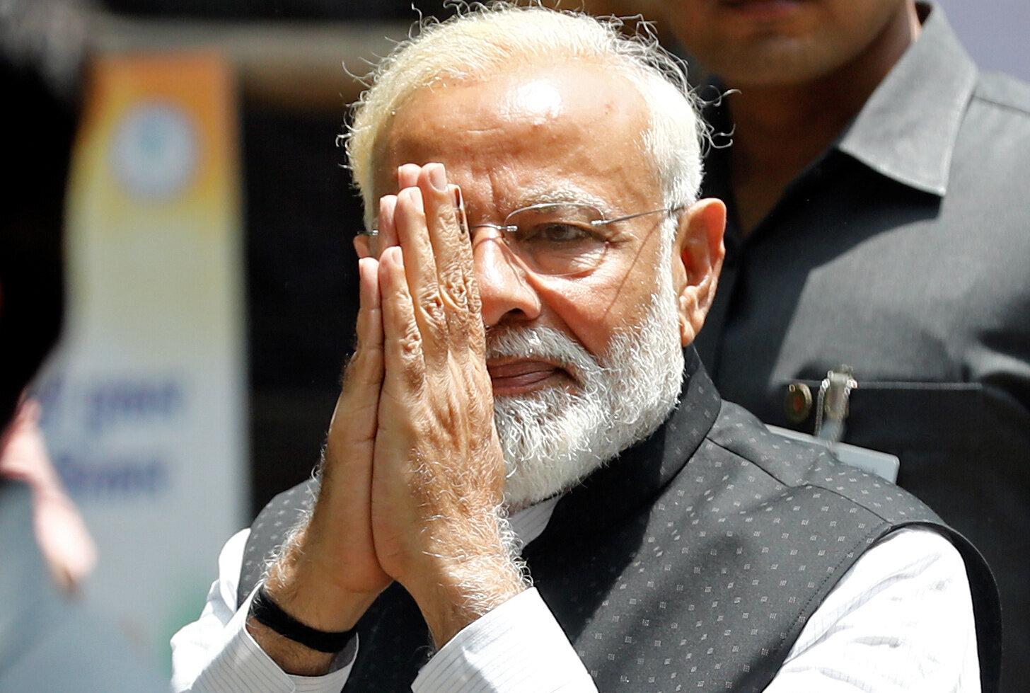 Mille volte Modi. In India vittoria storica del partito nazi