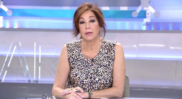 Ana Rosa Quintana, presentadora de 'El Programa de AR' de
