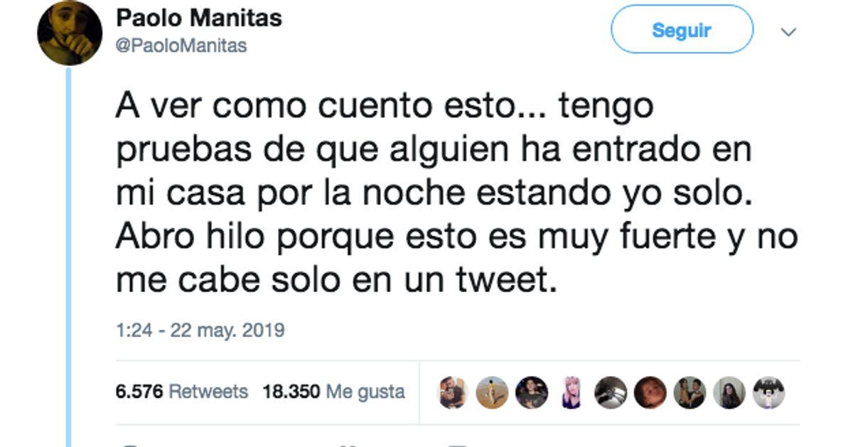 Paolo Manitas: este usuario pone en vilo a medio Twitter con su escalofriante historia