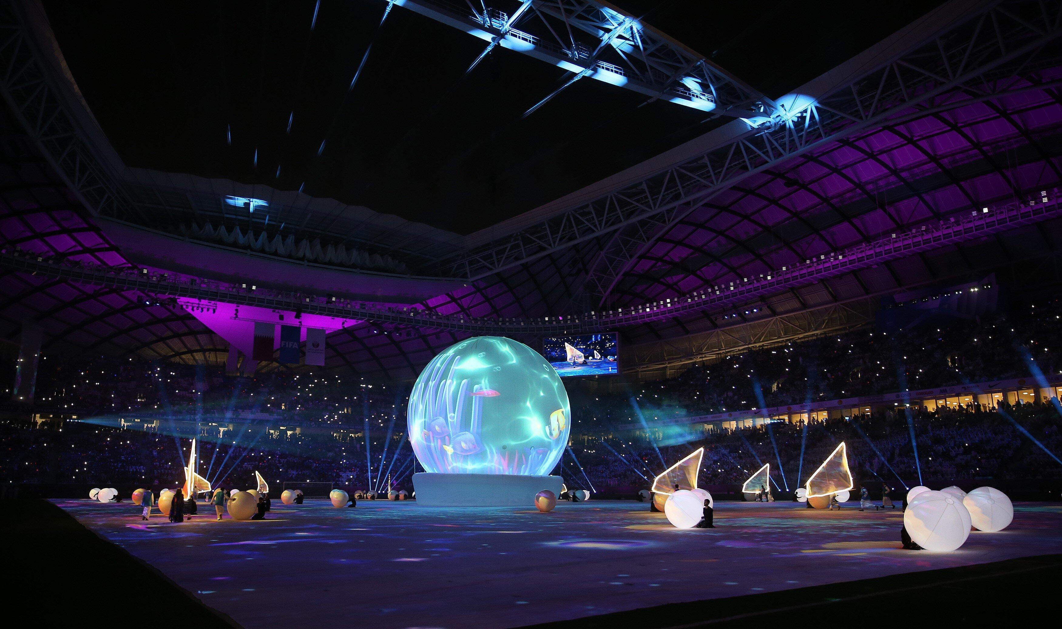Foot: Le Mondial 2022 au Qatar se jouera finalement à 32 équipes et non à