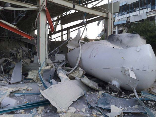 강릉 과학산단 폭발사고로 2명이 사망하고 1명이