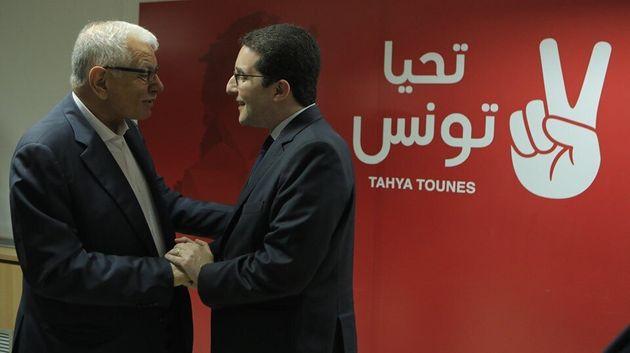 Fusion entre Tayha Tounes et Al Moubadara: Les partis concluent une entente de
