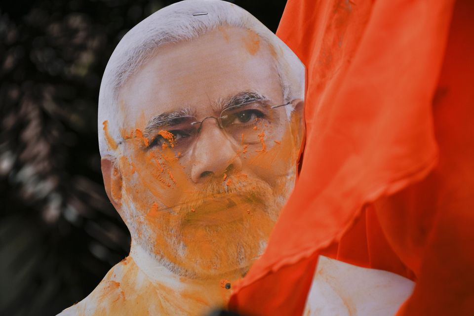Hindu Right Tightens Its Grip As Modi And BJP Sweep