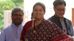Smriti Irani Wins Amethi With 55,000 Votes More Than Rahul
