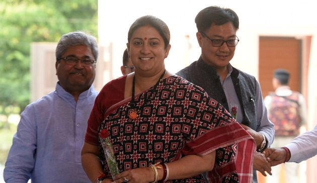 Election Results 2019: Smriti Irani Wins Amethi With 55,000 Votes More Than Rahul