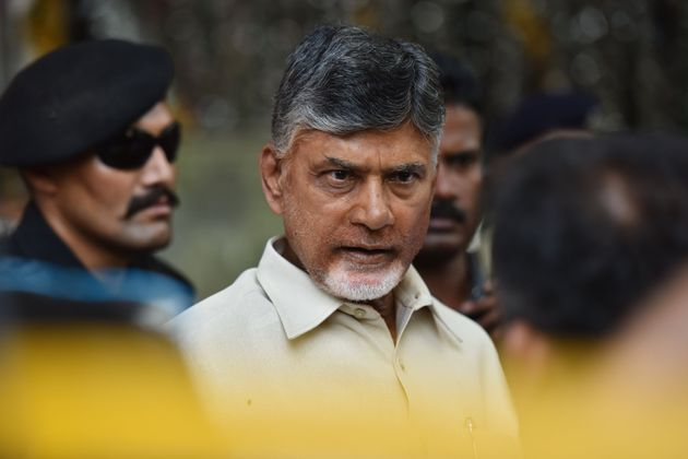 Chandrababu Naidu Submits Resignation As Andhra Pradesh