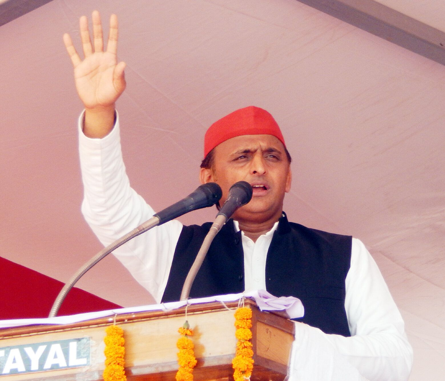 Akhilesh Yadav Leading By Over 1.8 Lakh Votes In