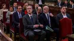 Fin a los testigos del procés: tres meses, 39 sesiones y 422