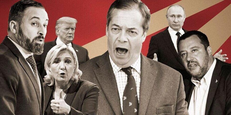 Européennes: comment les partis populistes tirent les ficelles du