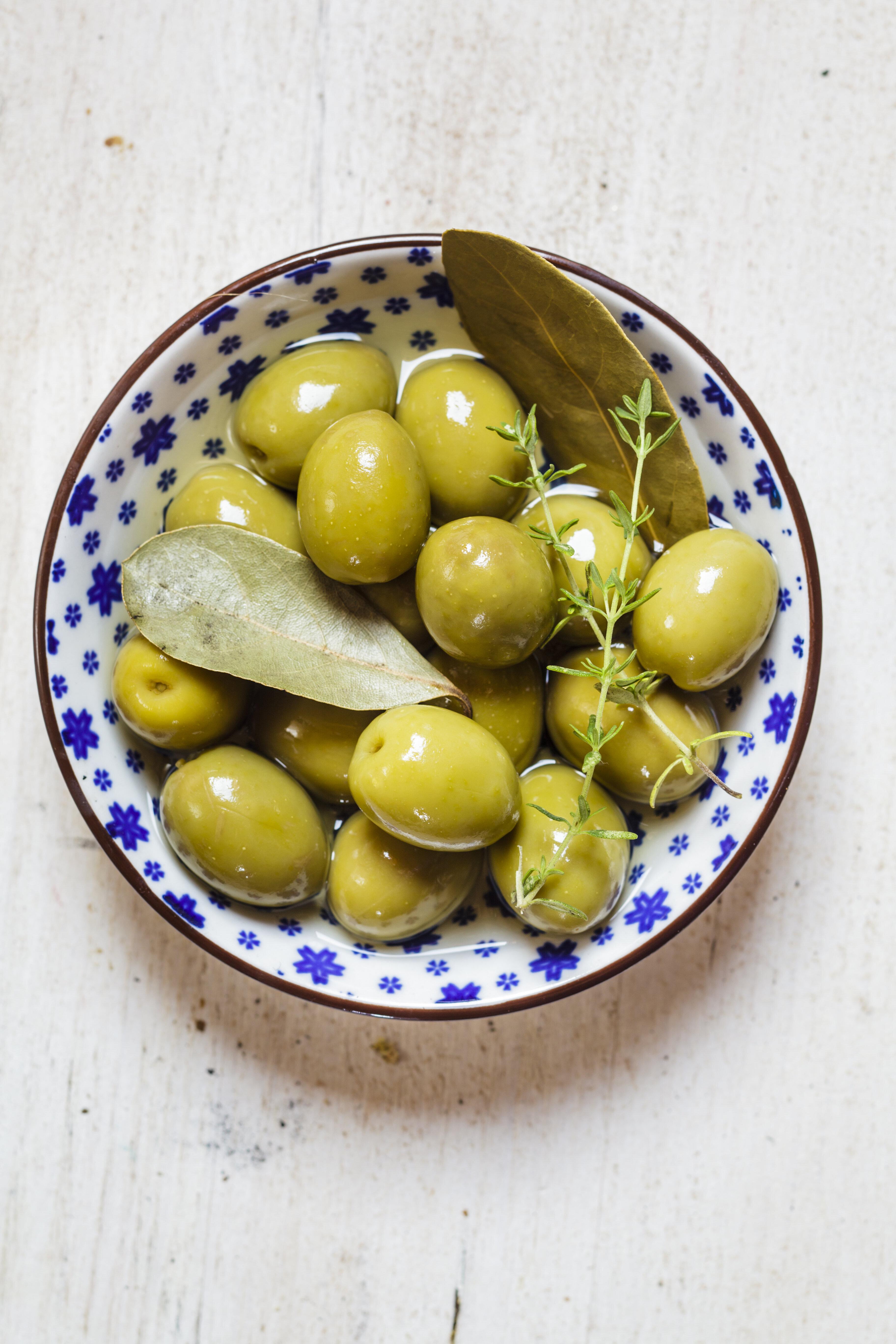 Os surpreendentes benefícios das azeitonas para a