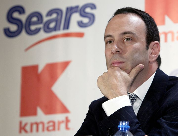Sears Holdings Corp. in April sued its former chairman and largest shareholder Eddie Lampert, accusing the billionaire stripp