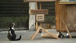 Banksy s'invite à la Biennale de Venise... et en est
