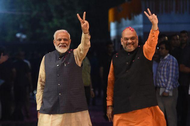 El partido del primer ministro Modi se encamina hacia una victoria arrolladora en
