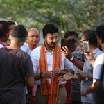 BJP's Tejasvi Surya Wins With A Massive Margin From Bangalore