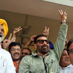 BJP's Sunny Deol Wins By 80,000 Votes In