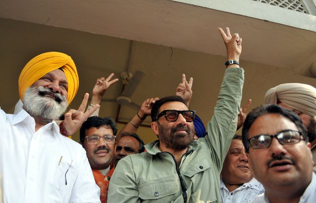 BJP's Sunny Deol Wins By 77,000 Votes In
