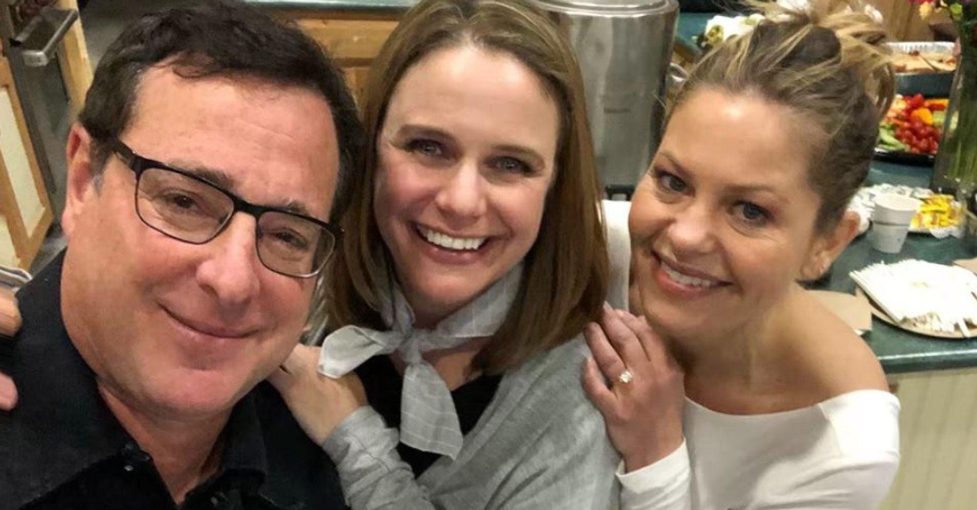 'Fuller House' Cast Begins Shooting Season 5 Sans Lori Loughlin's Aunt Becky