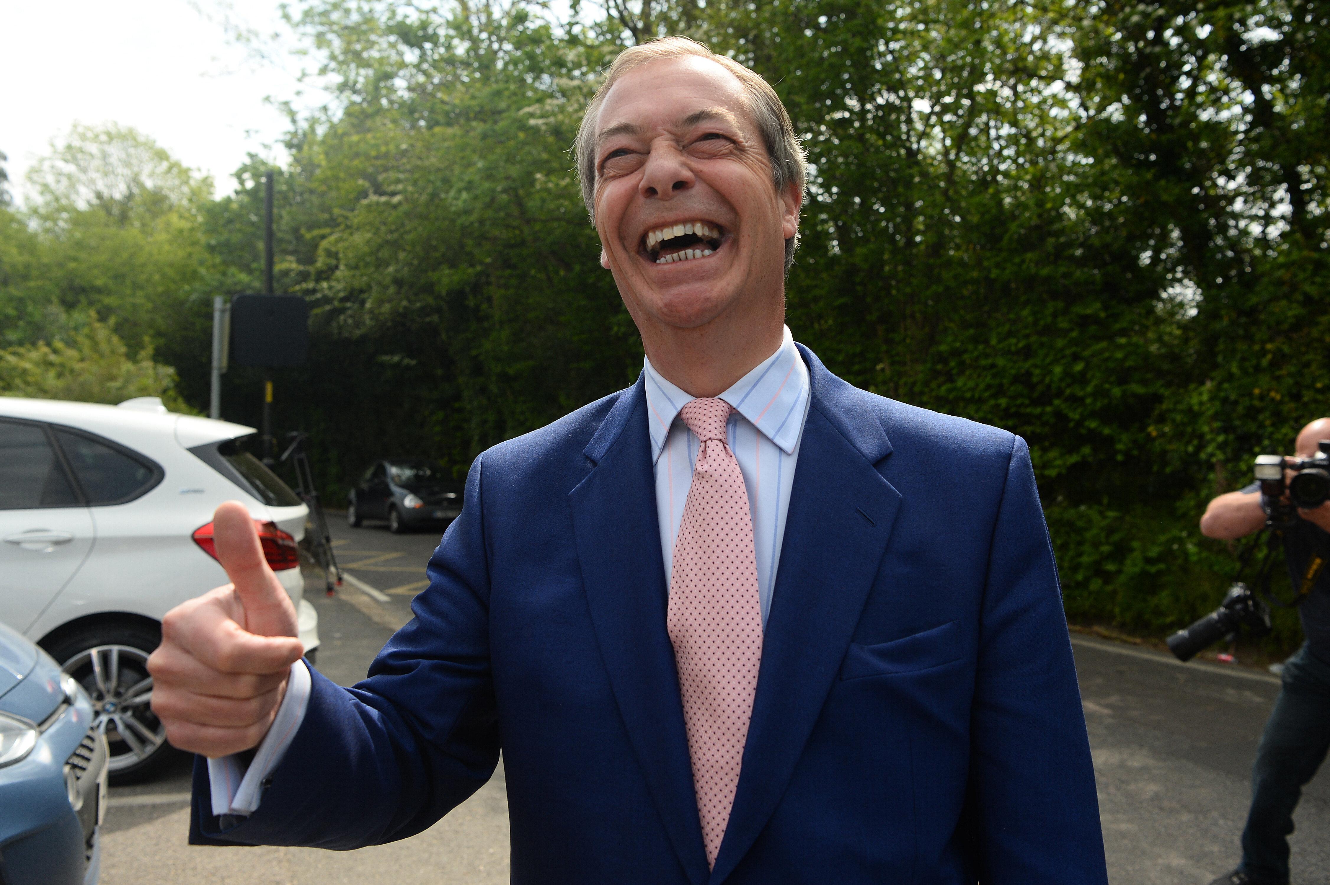 Farage, guastafeste per gli europeisti, ma anche per