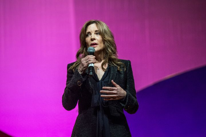 "Marianne Williamson has pledged to ""forge a new, whole-person, heart-centered political dynamic."""