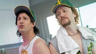 """The Lonely Island Presents: The Unauthorized Bash Brothers Experience"" on Netflix."