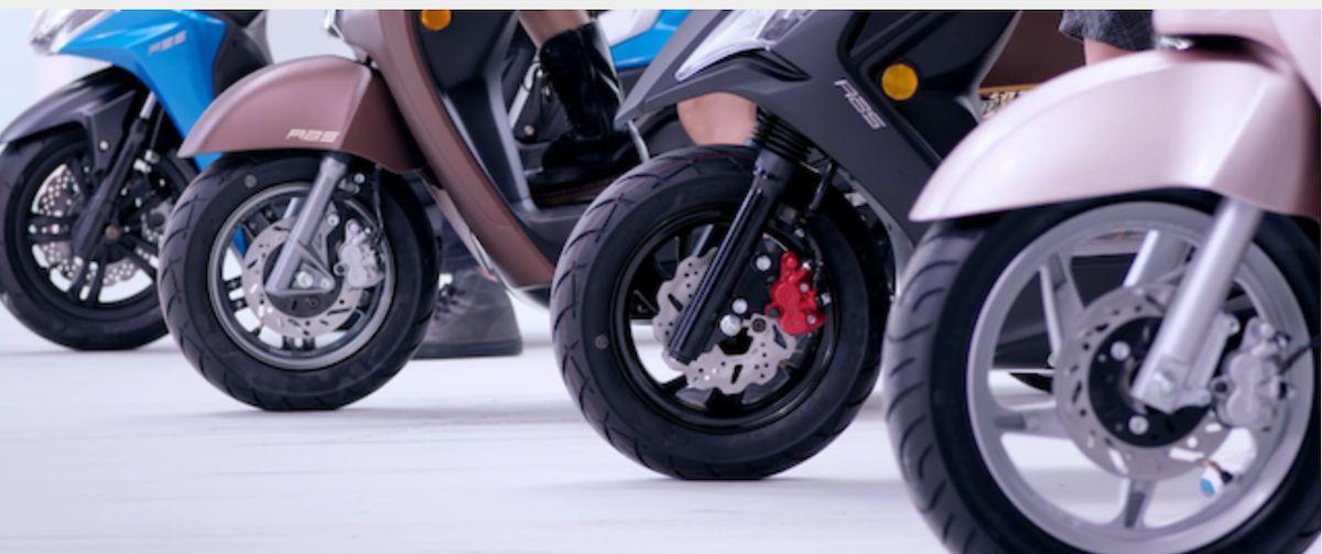 ABS 可提高騎士騎乘安全性,避免煞車鎖死導致摔車。