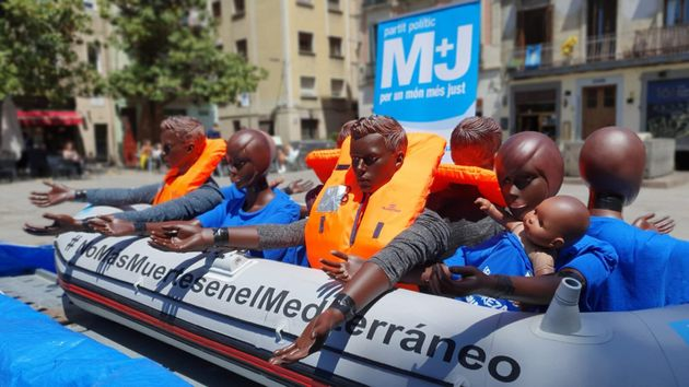 El fin de las muertes en el Mediterráneo es una decisión