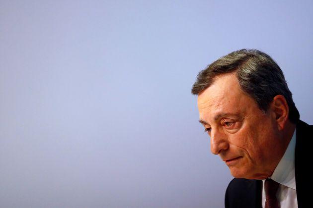 El BCE alerta de que la ralentización económica en la zona euro es peor de lo
