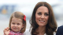 Princess Charlotte's First Day Of School Pictures Are Royally
