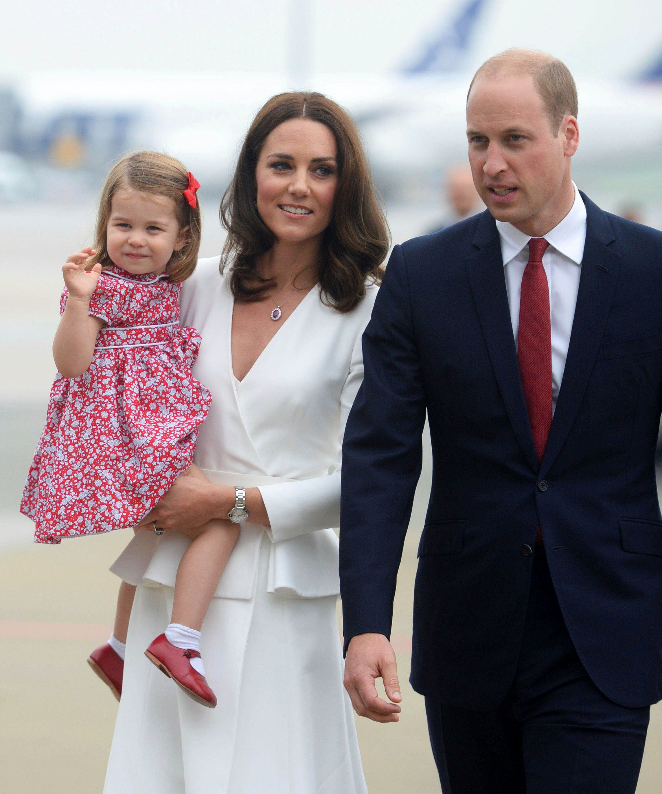 May 2nd, 2019 - Princess Charlotte of Cambridge turns four years old. Princess Charlotte Elizabeth Diana was born on May 2nd 2015 at St. Mary's Hospital in London, England. - File Photo by: zz/KGC-178/STAR MAX/IPx 2017 7/17/17 Prince William, Catherine, The Duchess of Cambridge with their children, Princess Charlotte and Prince George tour Poland and Germany between the 17th and 21st of July. This visit is at the request of The Foreign and Commonwealth Office, and will be Their Royal Highnesses' first official joint visit to Poland and Germany. The Duke made an official visit to Germany last summer.