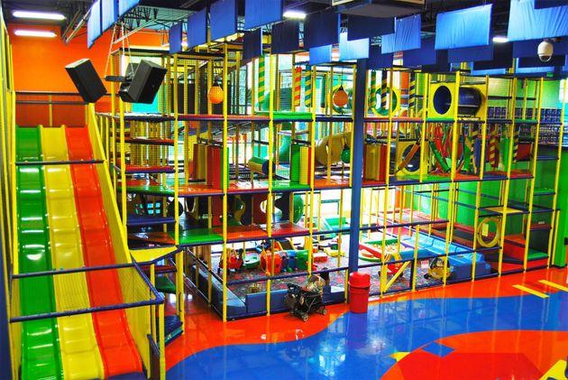 5 centres de jeux intérieurs pour s'amuser malgré la
