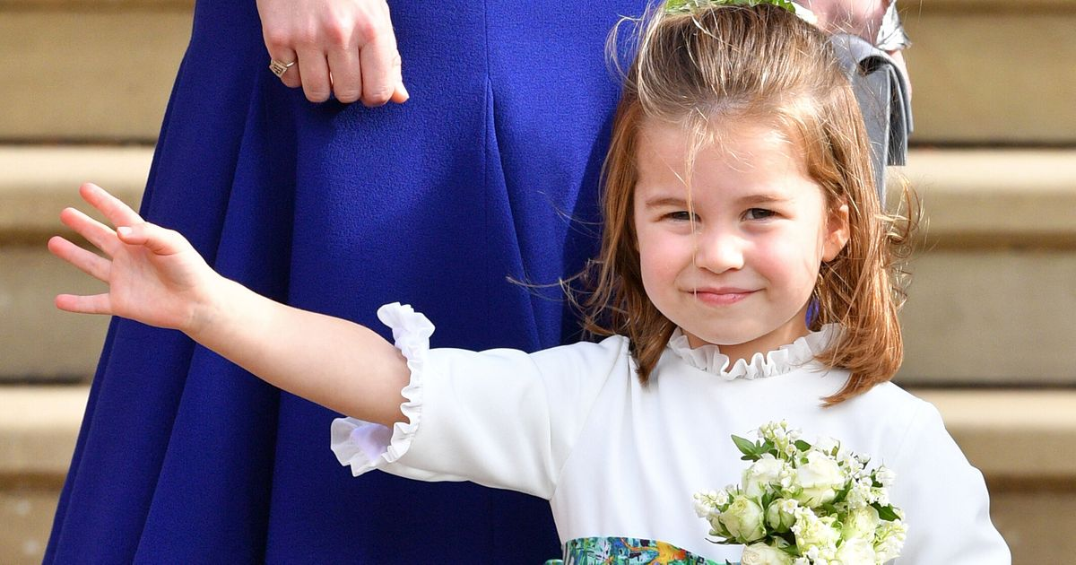 Prince William May Have Revealed A Sweet Nickname For Princess Charlotte