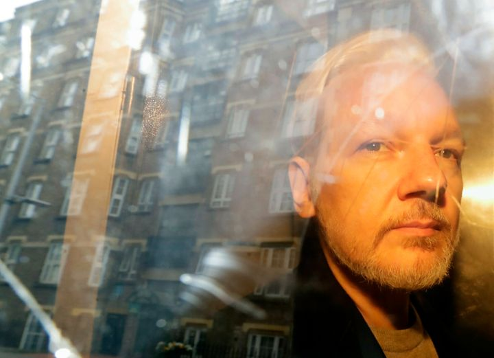 WikiLeaks Founder Julian Assange Indicted On 17 New Counts
