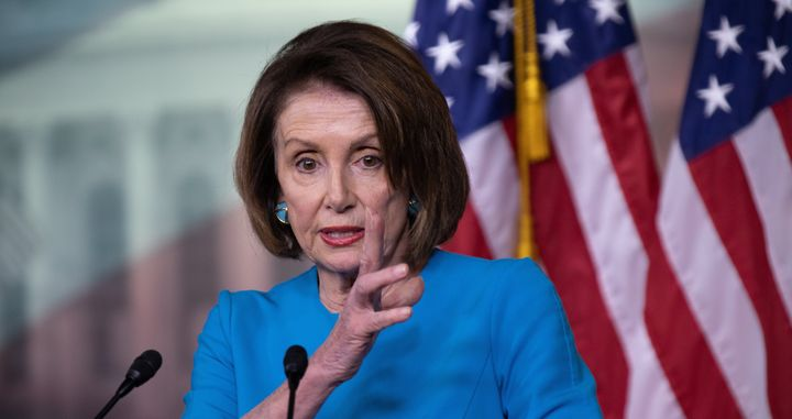House Speaker Nancy Pelosi has said she's moving forward with a byzantine proposal to lower prescription drug prices.