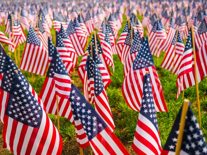 "The phrase ""Happy Memorial Day"" has sparked debate, particularly among veterans."