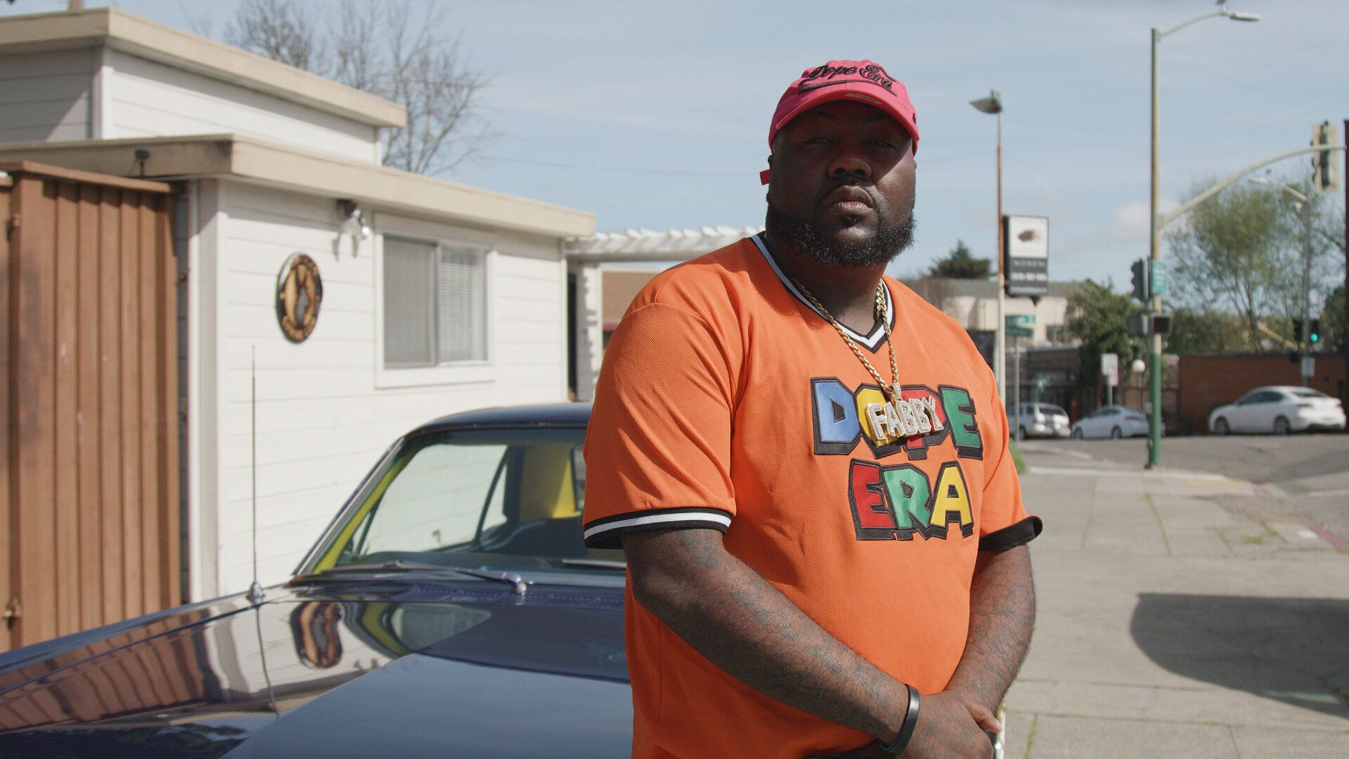Mistah F.A.B. is an Oakland rapper who gives back to his community.