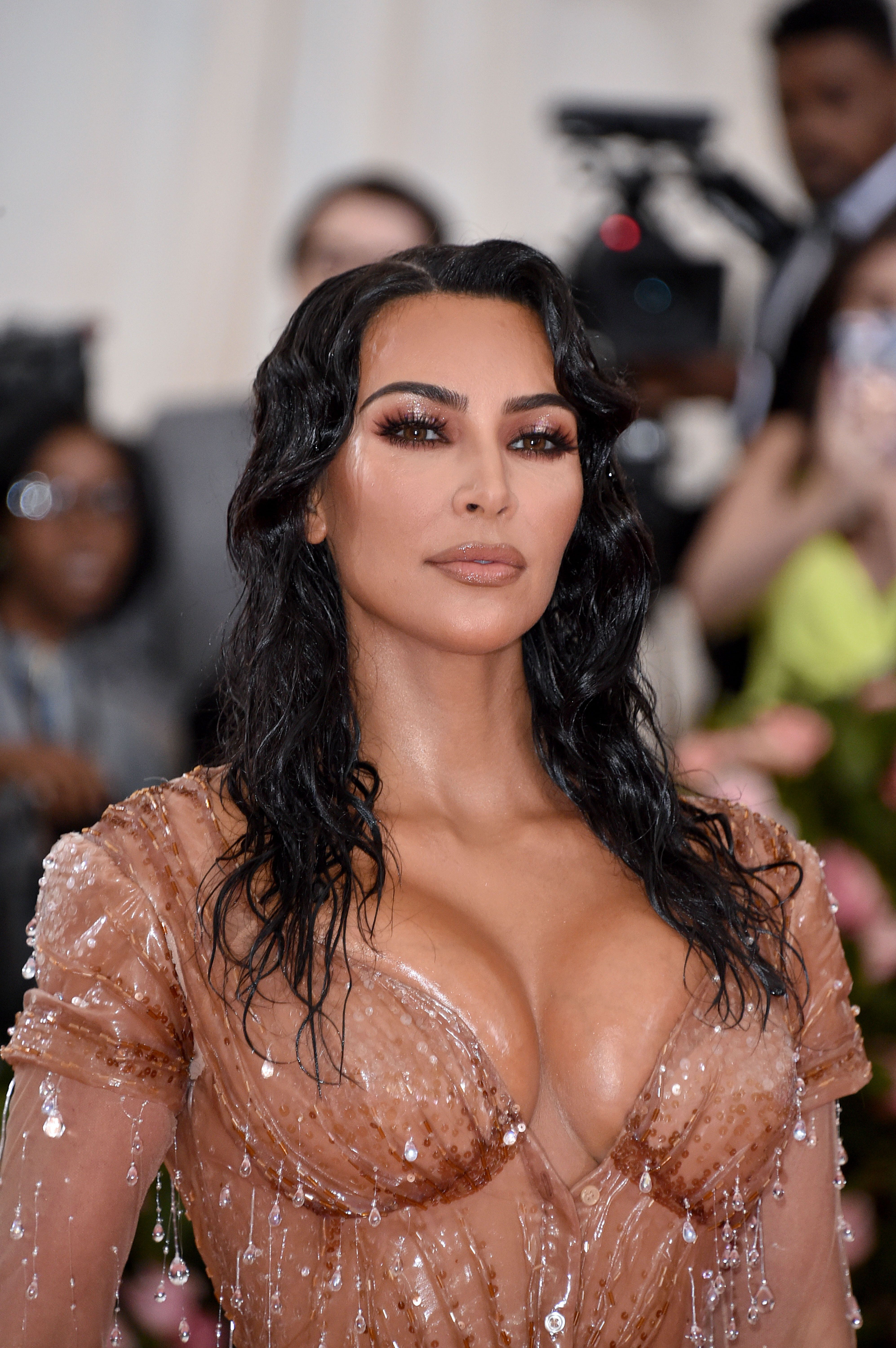 NEW YORK, NEW YORK - MAY 06: Kim Kardashian West attends The 2019 Met Gala Celebrating Camp: Notes on Fashion at Metropolitan Museum of Art on May 06, 2019 in New York City. (Photo by John Shearer/Getty Images for THR)